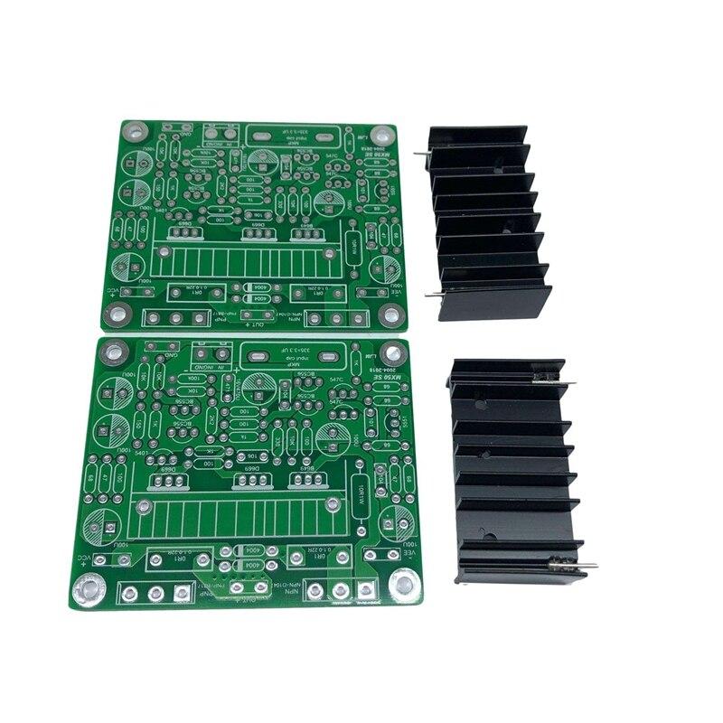 XR-152 mx50 se 2.0 amplificador de potência estéreo de canal duplo kit diy eletrônico