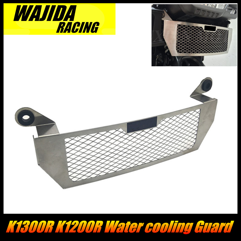 FOR <font><b>BMW</b></font> K1300R <font><b>K1200R</b></font> Motorcycle <font><b>Accessories</b></font> Water Cooling Radiator Guard Protection Cover image