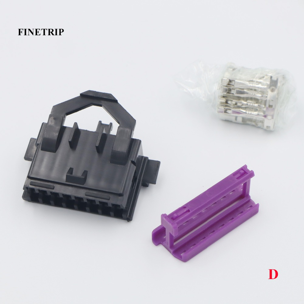 FINETRIP obd female connector D