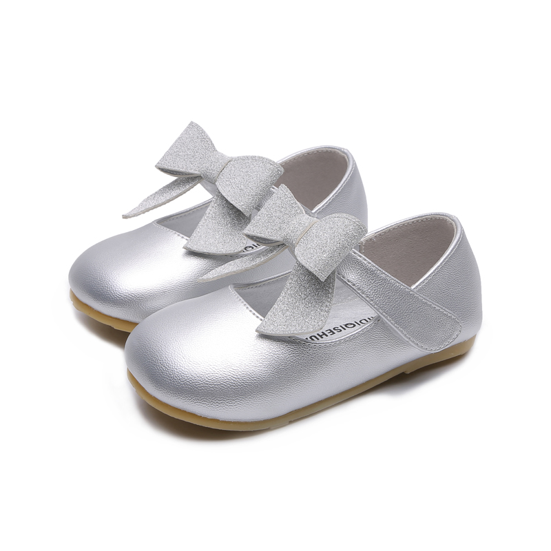 Toddler Girl Shoes Infant Girl Leather Shoes Children Performance Shoes Dancing Shoes Anti Slip Princess Shoes SO003|Sneakers| |  - title=