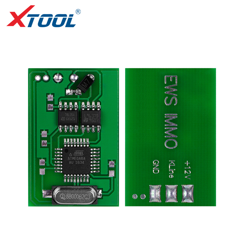 XTOOL New Auto Key Programmer For BMW EWS Immo Emulator Can Emulate EWS 2 And EWS 3.2 Immobilizer For Bmw E34 E36 E38 E39 E46