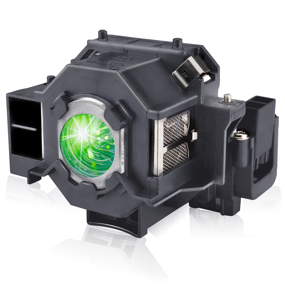 Replacement ELPLP41 Projector Lamp V13H010L41 Bulb For S5 S6 S6+S52 S62 X5 X6 X52 X62 EX30 EX50 TW420 W6 77C EMP-H283A