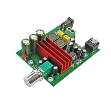 TPA3116D2 Subwoofer Digital Power Amplifier Board Amplifiers 100W o Amplifiers Module 8-25V(China)