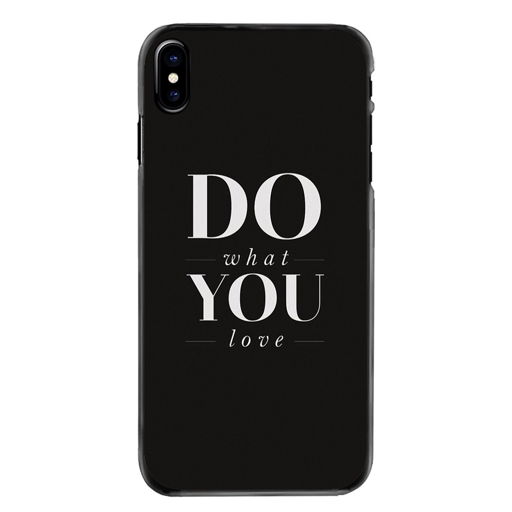 do what you love Art Poster For Samsung Galaxy Note 2 3 4 5 S2 S3 S4 S5 MINI S6 S7 edge S8 S9 Plus Accessories Phone Cases Cover image