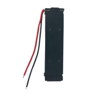 Image 4 - 1S1P Diy Aangedreven Doos Opladen Ontladen Controle Batterij Houder Case Voor Li Ion 3.6V 3.7V 18650 17670 Batterij Opladen slot