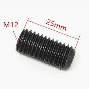 Image 4 - Jadkinsta 2 個アルミ合金直径 15 ミリメートルロッド 10 センチメートル 25 センチメートル 30 センチメートル 40 センチメートルロングとM12 ネジ穴デジタル一眼レフ 15 ミリメートルロッドリグクランプ
