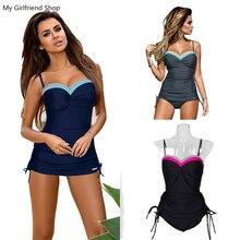 Large size Womens swimsuits super push up bikini xxxl summer 2019 large bikiny maillot de bain swimwear female black swi