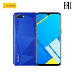 Smartphone realme c2 3 + 32 gb, 4000 mah bateria, a garantia russa oficial produzida por fábricas oppo