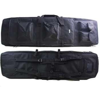 Military 85 96 100 120cm Rifle Backpack Gun Bag Case Double Rifle Airsoft Bag Shoulder Outdoor protable Hunting Accessories pack 3