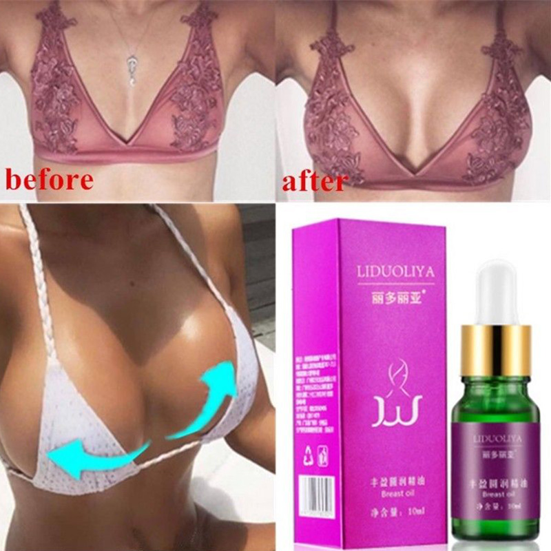 Breast Enlargement Essential Oil Firming Enhancement Cream Safe Fast Bust Abundance Round Breast Nourishing Essential Oil Hot M2