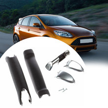 Fit for Ford Galaxy S-Max Soft Feel Parking Hand Brake Stop