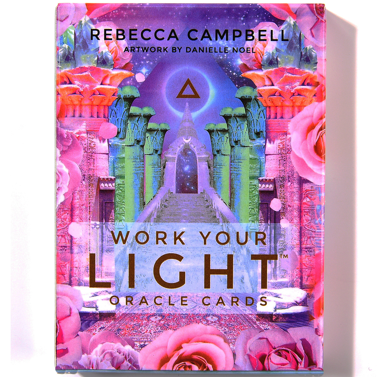 Work Your Light Oracle Cards 44 Beautiful Cards Oracle Deck Game Guidance Divination Reconnect With Your Soul