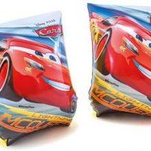 Disney Cars 3 inflatable Mondo sleeve 15x25 cm