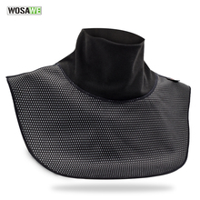 WOSAWE Winter Cycling Face Mask Cap Motorcycle Balaclavas Thermal Fleece Snowboard Shield Scarf Headwear Bicycle Training