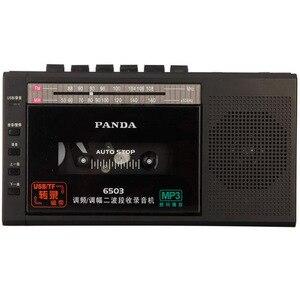 Транскрипционная лента Panda 6503, USB/TF, FM/MW|Радиоприёмники|   | АлиЭкспресс
