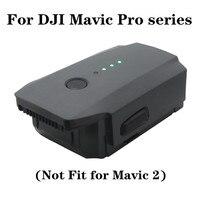 DJI Mavic Pro için/platin/alp beyaz Drone yeni 3830mAh 11.4v LiPo akıllı uçuş pil DJI drone aksesuarları