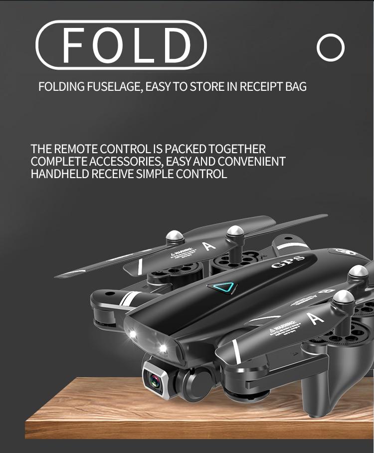 S167 Drone Portable Foldable