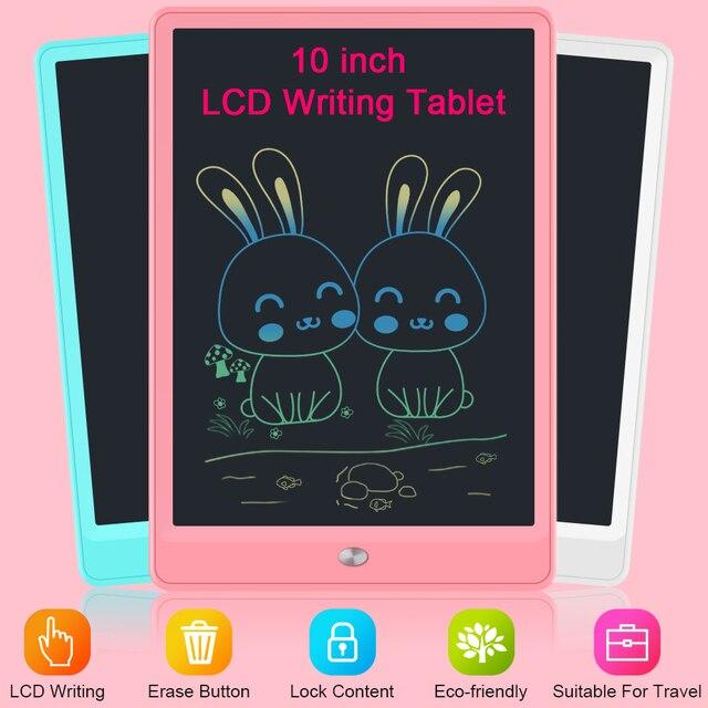 Электронный детский планшет для рисования Prograce 10 дюймов 1