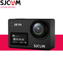 Original SJCAM SJ8 PRO Action Camera 4K WiFi Ambarella H2 4K 60FPS 30m Waterproof SJ Outdoor 2.33 IPS Touch Screen Sports Camera