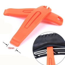 1pcs Bicycle Tire Tube Change Levers Bicycle Nylon Tire Lever Repair Tools Plastic Levers To Repair Bike Tube Bike Tire Crow Bar bike hand tire lever bead jack lever tool for hard to install bicycle tires removal clamp for difficult bike tire cycling tools