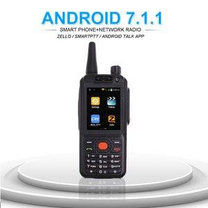 Image 4 - Сетевой домофон Anysecu G25PLUS, 4G LTE, Android, рация F25, 4G, Wi Fi, радио, работает с Zello REAL PTT