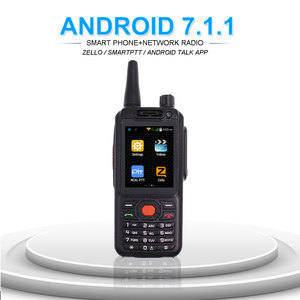 Image 4 - Anysecu G25PLUS 4G LTE Network Intercom Android Walkie Talkie F25 4G WIFI radio Phone Radios work with Zello REAL PTT
