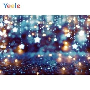 Image 5 - Yeele Wallpaper Glitter Lights Bokeh Room Decor Photography Backdrops Personalise Photographic Backgrounds For Photo Studio Prop