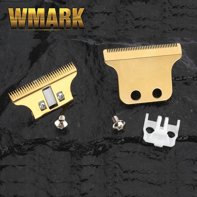 WMARK T-2 Blade For 8081 Detailer Trimmer Replacement Blade Barber Cutter Head Shaver Clipper Cutting Machine T-cutter Blade