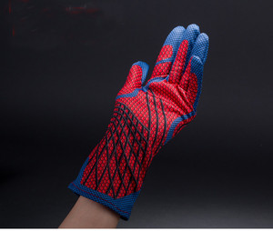 Image 3 - Spider man Cosplay mega blaster with gloves Launchers PVC Action Figure Collection Model Toy (Not Spider Shot Web Fluid no box)
