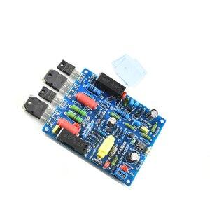 Image 3 - 2 sztuk 2 kanały QUAD405 100W + 100w moc dźwięku płyta wzmacniacza zestaw DIY zmontowana płyta