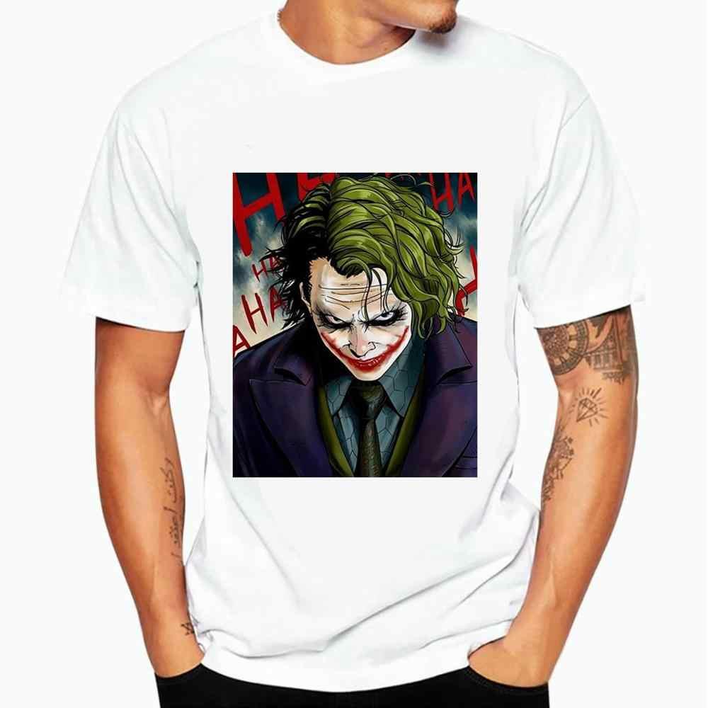 Camiseta de hombre Halloween Pennywise Horror Friends camiseta estampada divertida camisetas ropa informal estilo hip hop camiseta blanca