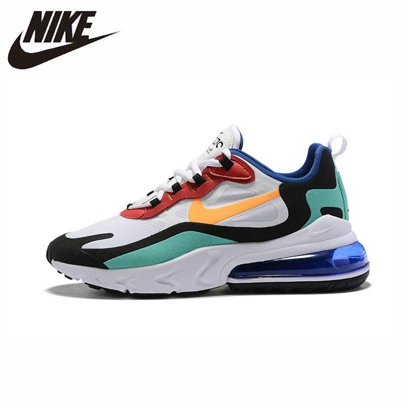 NIKE AIR MAX 270 RT (PS) Kids Shoes Original Parent-child Running Shoes Gym Sports Men Sneakers #BQ0102