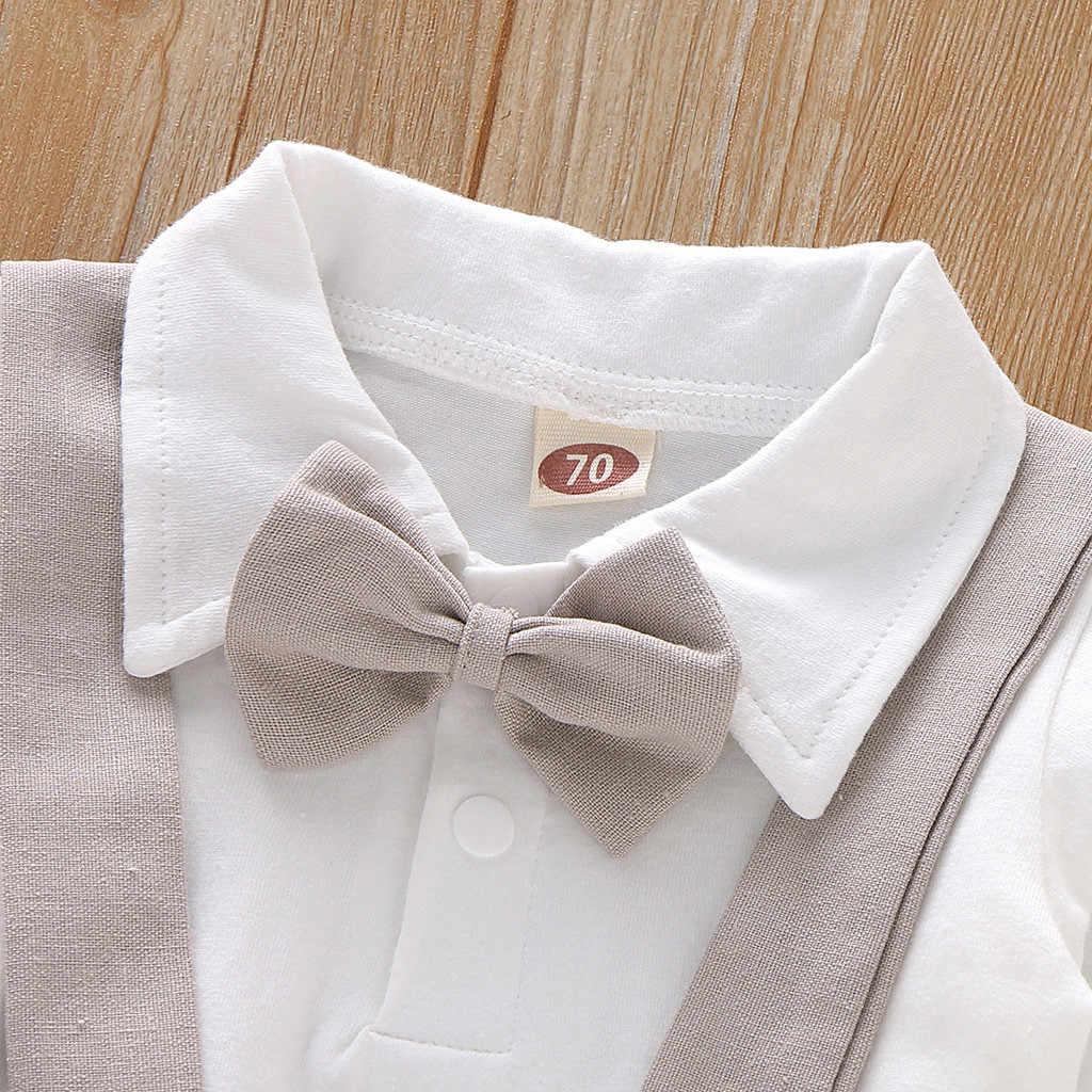 秋新生児服セットファッションスーツ Tシャツ + よだれかけパンツベビー外側の女の子スポーツスーツ幼児服セット