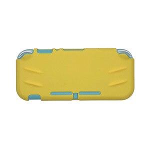 Image 3 - Mini przełącznik NS Lite ochrona TPU Shell dla Nintendos przełącznik konsoli Shell Case Anti scratch pyłoszczelna przezroczysta folia kryształowa