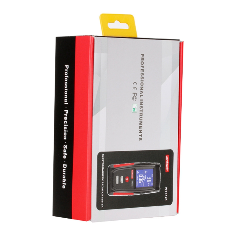 Image 5 - Portable Electromagnetic Radiation Detector Digital Electric Magnetic Field EMF Tester Computer Phone Radiation Survey Indicator-in Electromagnetic Radiation Detectors from Tools