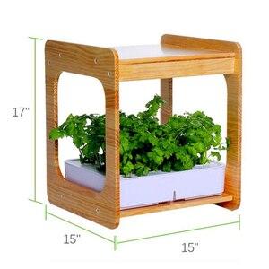 Image 3 - Лампа полного спектра для выращивания растений, комнатное гидропонное соляное оборудование для теплиц и цветов