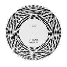 Lp vinil registro turntable phono tacômetro calibração estroboscópio disco estroboscópio esteira 33 45 78 rpm s19 19 dropship