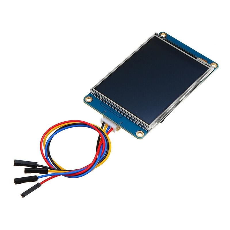 2.8 Inch HMI Intelligent Smart USART UART Press TFT LCD Module Display Panel For Arduino Raspberry Pi 2 A+ B+