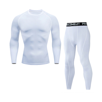 New Mens boxers Thermal Underwear Sets Compression Sweat Quick Drying Thermo Underwear Men Clothing Long Johns Kits new mens boxers thermal underwear sets compression sweat quick drying thermo underwear men clothing long johns kits