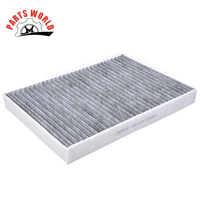 Partsworld Cabin Air Filter For Audi A4 A6 S4 S6 Car Accessories OEM 4B0 819 439C