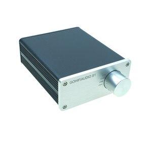 Image 2 - Répartiteur de signal 4 en 1 sortie audio connecteur rca sélecteur de signal sélecteur de Source entrée HIFI commutateur de câble rca boîtier schalter