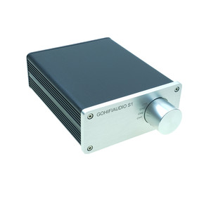 Image 2 - signal splitter 4 IN 1 OUT audio rca connector signal selector Source Selector HIFI input rca cable switcher schalter boX