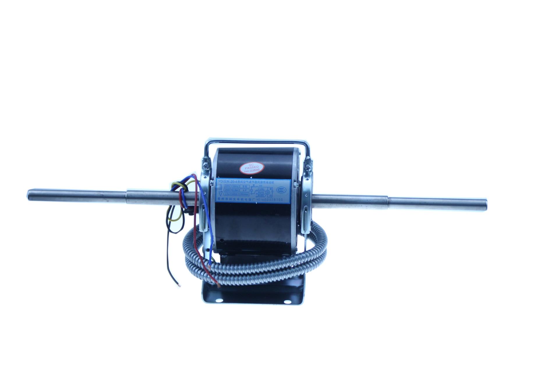 Motor de la unidad de la bobina del ventilador del aire acondicionado para la unidad Central de aire acondicionado motor de la bobina del ventilador envío gratis