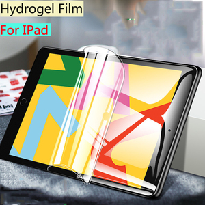 Hydrogel Film For Ipad Pro 2020 11 12.9 Inch Screen Protector For Ipad 7 2019 10.2 soft Film For Ipad Pro 2018 10.5 full cover