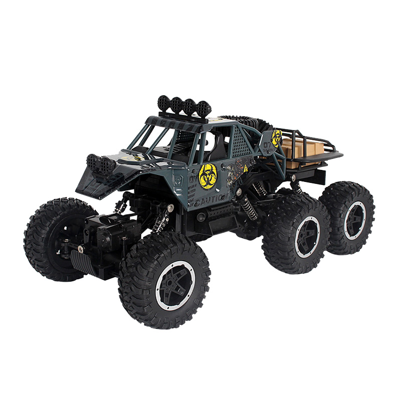 1:10 6WD RC Car 2.4G Radio Control RC Car Toys Buggy 2019 High Speed Truck Off-Road Climbing Vehicle Toy