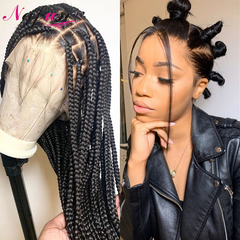 Glueless Full Lace Wigs Brazilian 13x4 Lace Front Wigs For Women Straight Human Hair Wigs Transparent Lace Wigs Remy Lace Wigs