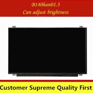 Светодиодный ЖК-экран 14 дюймов 1920*1080 B140HAN01.2, подходит для B140HAN01.1 B140HAN01.3 IPS 30pin для Lenovo Y40 E440 T450 T440P T440S