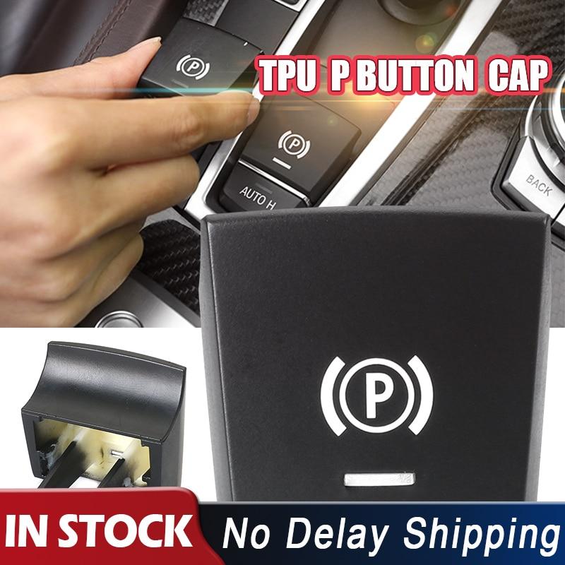 Pour BMW X5 E70 06~13 X 6 E71//E72 Hybrid Frein à Main P-Button Couvercle
