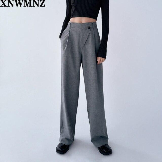 High-Waist Trousers  1