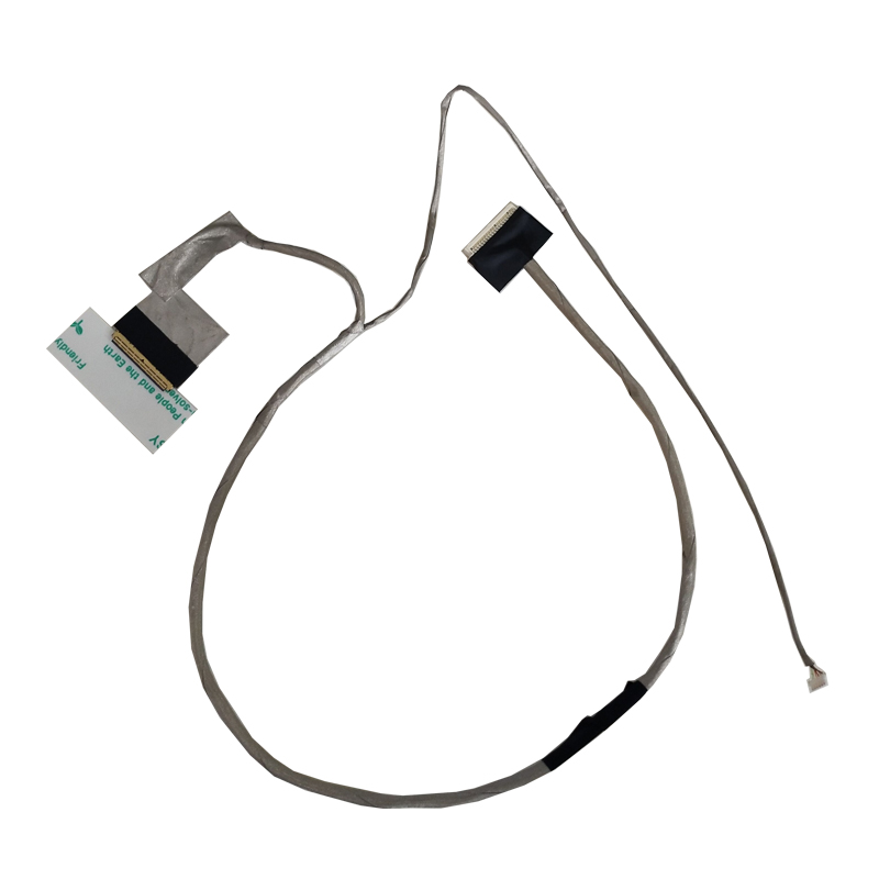 Computer Cables Original LCD LED Video Flex Cable for Lenovo Yoga 510-15ISK Flex 4 1580 Flex 4-1570 Laptop Screen Display DC02002D100 Cable Length: Other